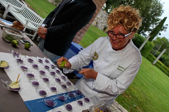chef Beatrice Segoni